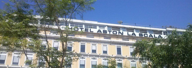 Hotel Aston Banniere