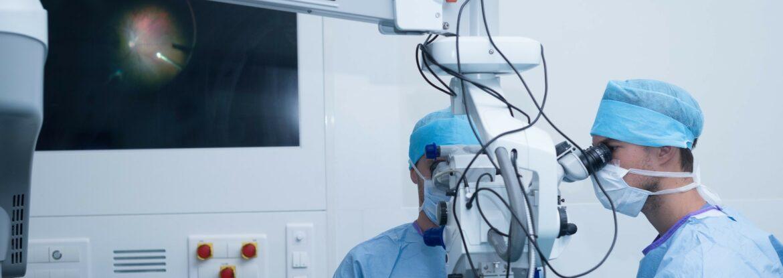 Ophtalmologie Banniere