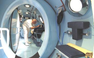 I9 Oxygenotherapie Hyperbare