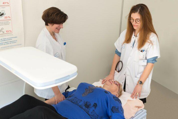 Rhumatologie Consultation Osteoporose