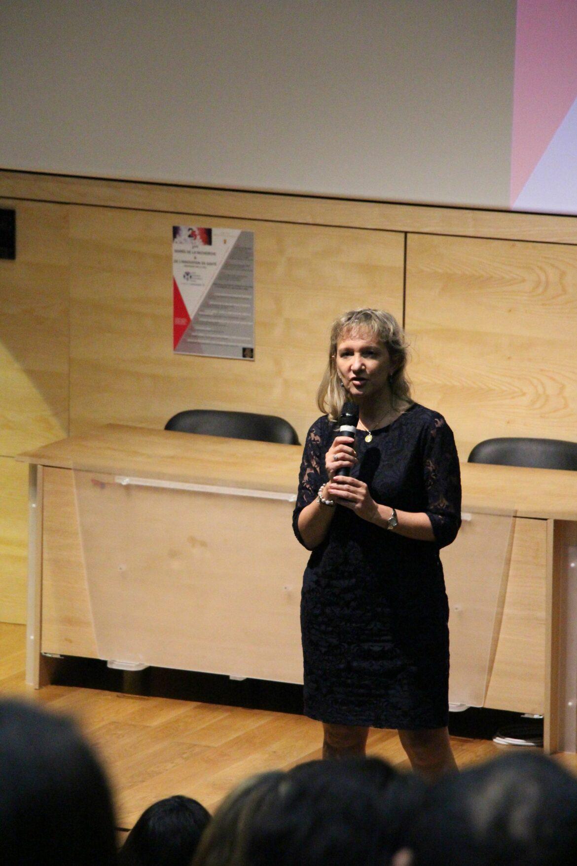 25Ans Drci Nathalie Ronziere Directrice Adjointe Du Centre Hospitalier De Cannes