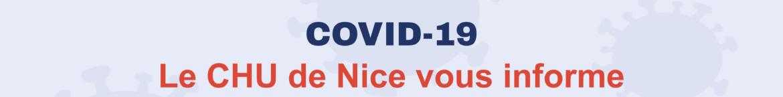 Banniere Covid19 Le Chu Vous Informe