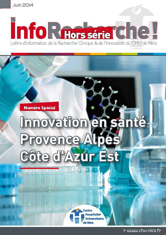 InfoRecherche Hors-Série Innovation