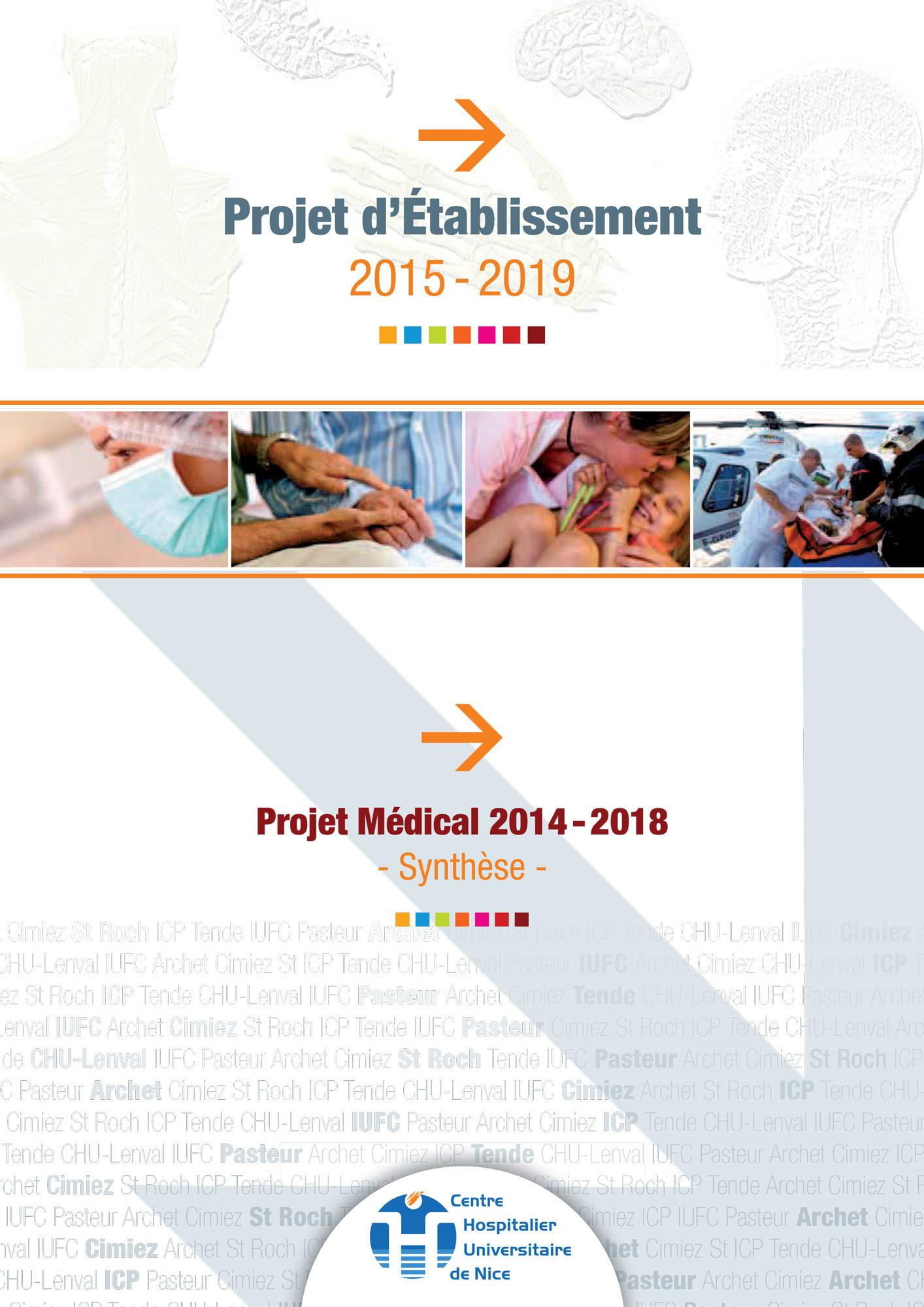 Projet médical du CHU de Nice