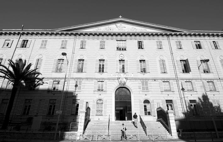 Hôpital Saint-Roch