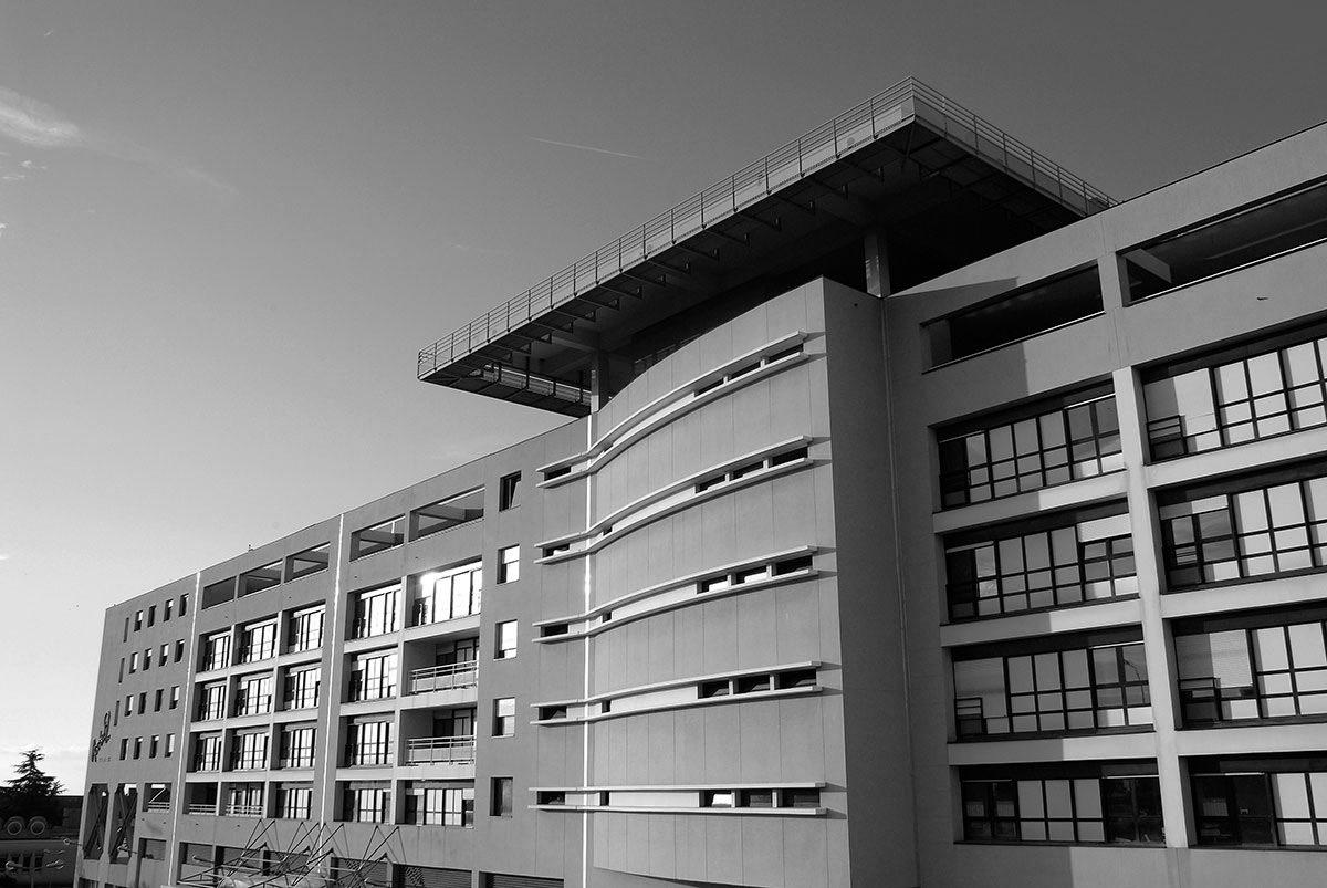 Hôpital l'Archet