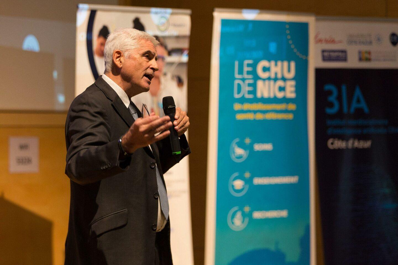 1 Dr Jean Marc Bereder  Responsable Projet Intelligence Artificielle En Sante Au Chu De Nice Min