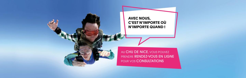 Prise De Rendez Vous En Ligne Au Chu De Nice Slideshow
